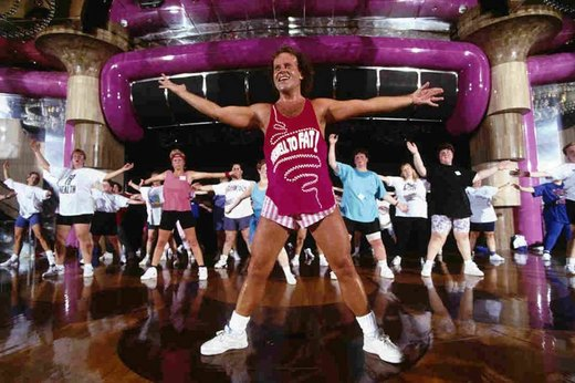 5. Richard Simmons