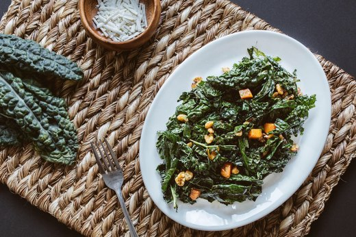 3. Best: Leafy Greens