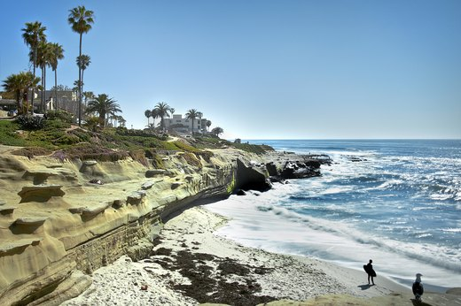 36. San Diego, California