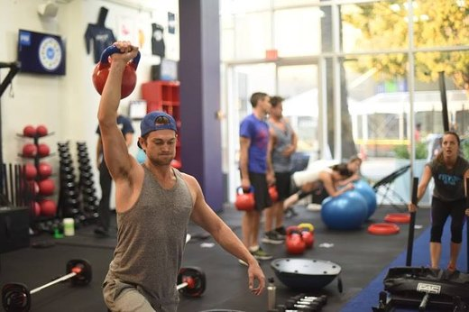 5. Like CrossFit? Try F45