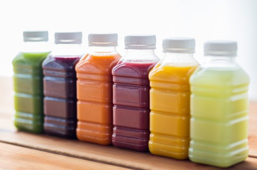 1. Store-Bought Smoothies and Juices