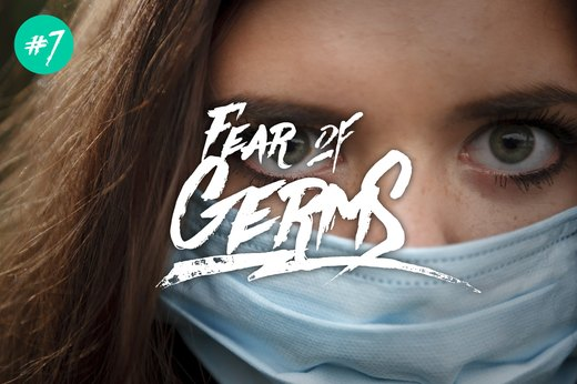 7. Fear of Germs