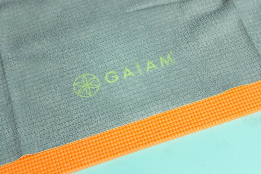 34. Gaiam Yoga Towel