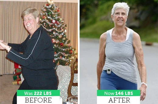 Martha G. Lost Over 70 Pounds!
