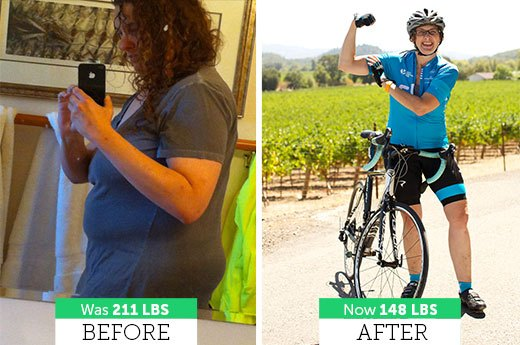 Elizabeth C. Lost 63 Pounds!