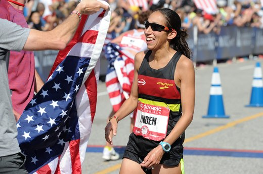 15. Desiree Linden on Drive