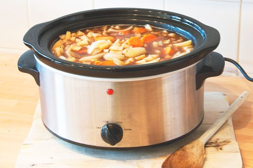 5. Use the Slow Cooker