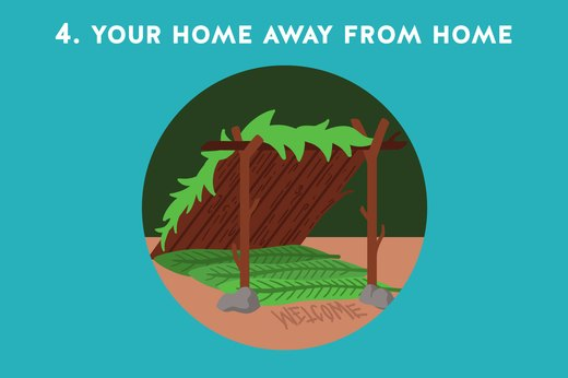 4. Your Home Away from Home