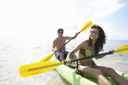 14. Go Canoeing/Kayaking Together