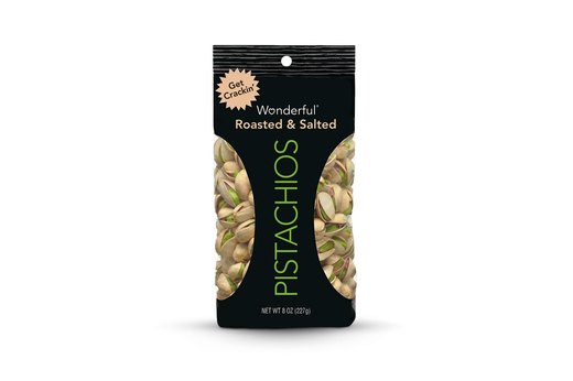 7. Nuts: Wonderful Pistachios