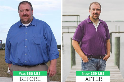 How Aaron P. Lost 96 Pounds