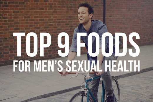 The Top 9 Foods for Men's Sexual Health