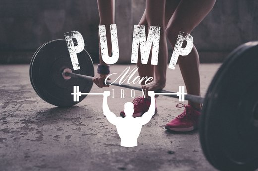 7. Pump More Iron