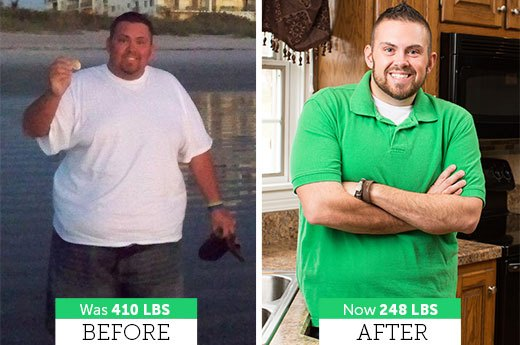How Bobby L. Lost 162 Pounds!