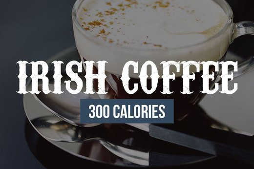 5. Irish Coffee