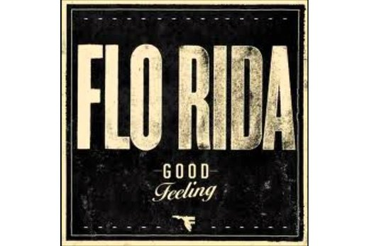 "3. ""Good Feeling"" by Flo Rida"