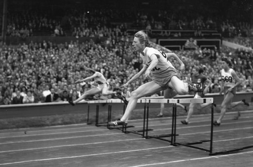 3. Fanny Blankers-Koen's, Mom and Track Hero at 30 (1948 London)