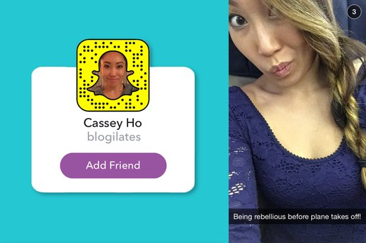 Cassey Ho, @blogilates