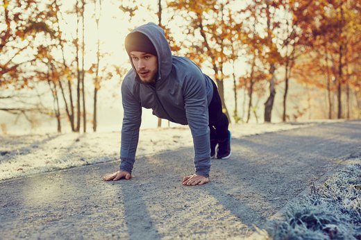 How to Stay Motivated to Work Out When It's Cold, Dark and Miserable