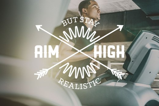 13. Aim High But Stay Realistic