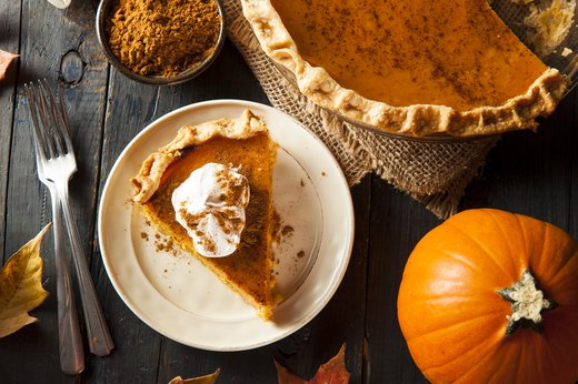 4. Pumpkin Pie