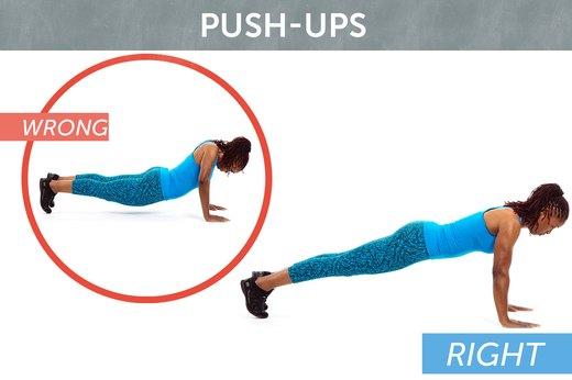 4. Push-Ups