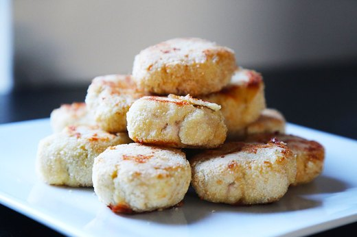 7. Baked Chicken Nuggets