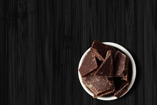 4. Dark Chocolate