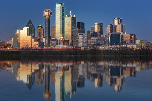 33. Dallas, Texas