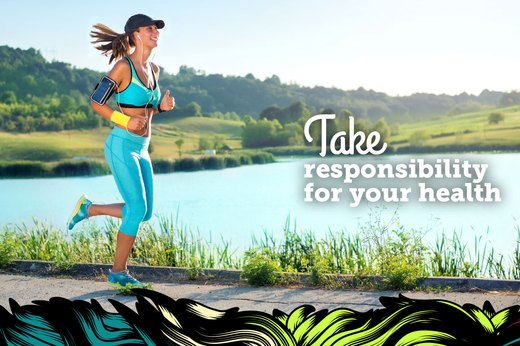 16. Take Responsibility for Your Health