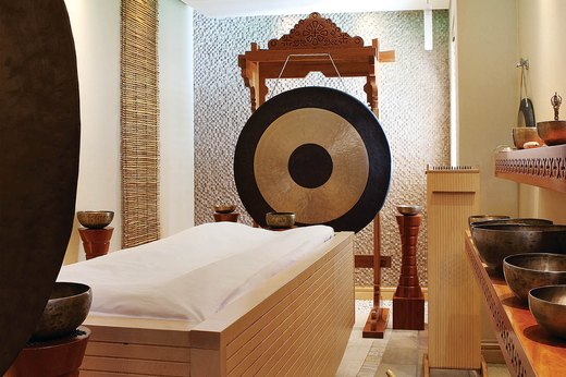 3. Sound Therapy at The Saxon