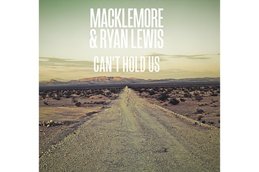 "4. ""Can't Hold Us"" by Macklemore"