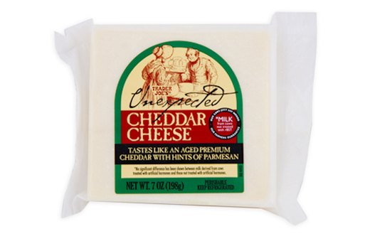 4. Favorite Cheese: Unexpected Cheddar