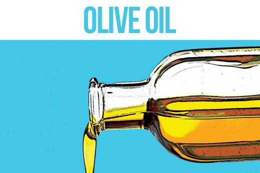 4. Olive Oil