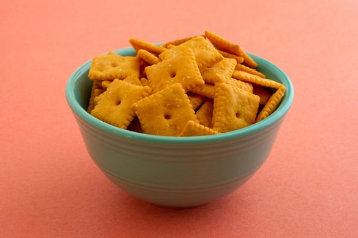 10. Cheese Crackers