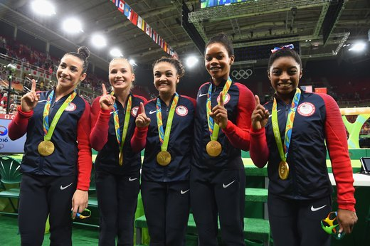 10. American Women Take Home the Most Medals