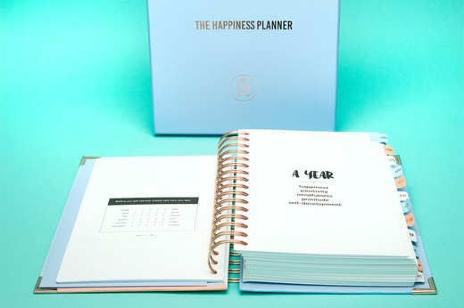 30. The Happiness Planner