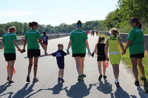 2. Savannah's Mother Daughter 5K (May)