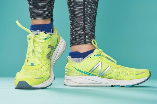 45. New Balance Vazee Pace Sneakers