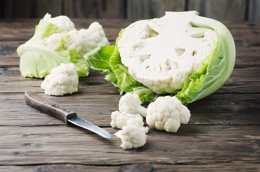 9. Cauliflower