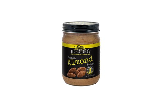 2. Nut Butter: Maisie Jane's Almond Butter