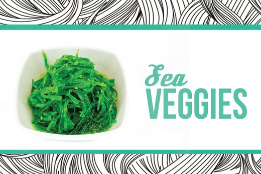 9. Sea Veggies
