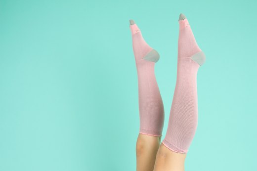 72. Lily Trotters Athletic Compression Socks