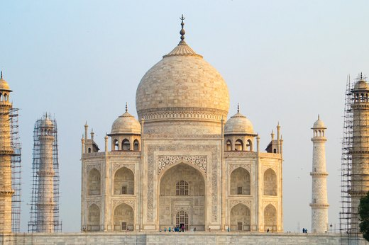 14. The Taj Mahal, India
