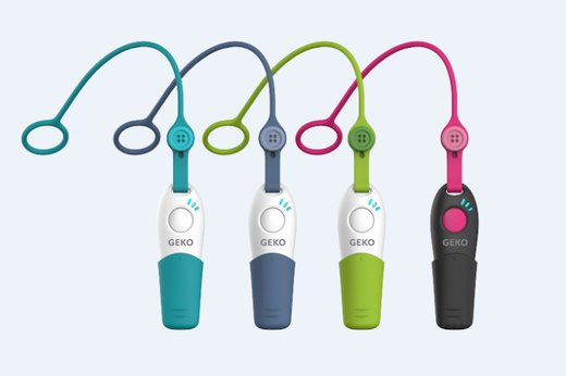 11. GEKO Smart Whistle