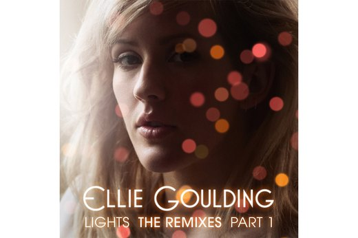 "20. ""Lights"" by Ellie Goulding (Bassnectar Remix)"