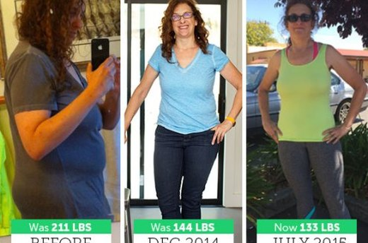How Elizabeth C. Lost 15 More Pounds - 78 Pounds Total