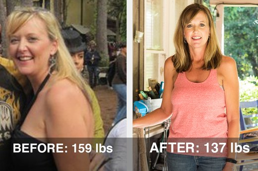How Ruth D. Lost 23 Pounds