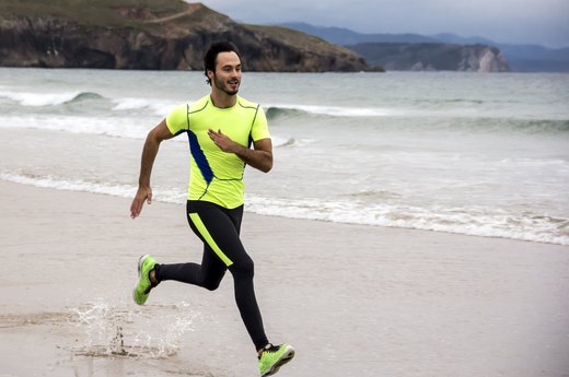 4. Running Improves Your Mood