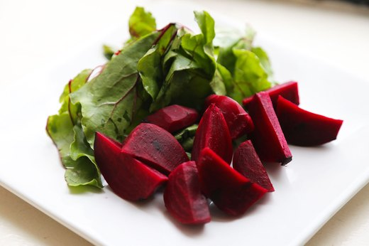 7. Roasted Pickled Beets